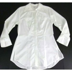 CAbi #352 My Favorite Shirt in White Medium